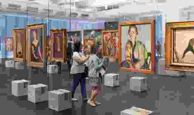Take a virtual look at the art on display in the Museu de Arte de São Paulo, Brazil (Shutterstock)