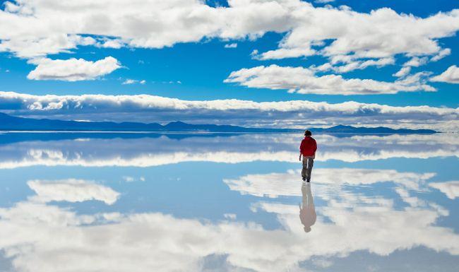 Les salines de Salar de Uyuni, Bolivie (Shutterstock)