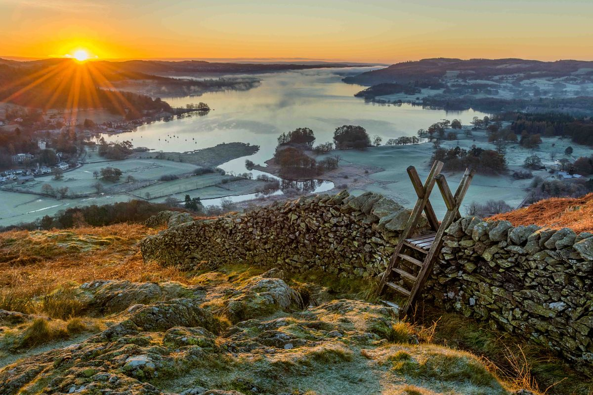 5 Reasons To Visit The Lake District in Cumbria