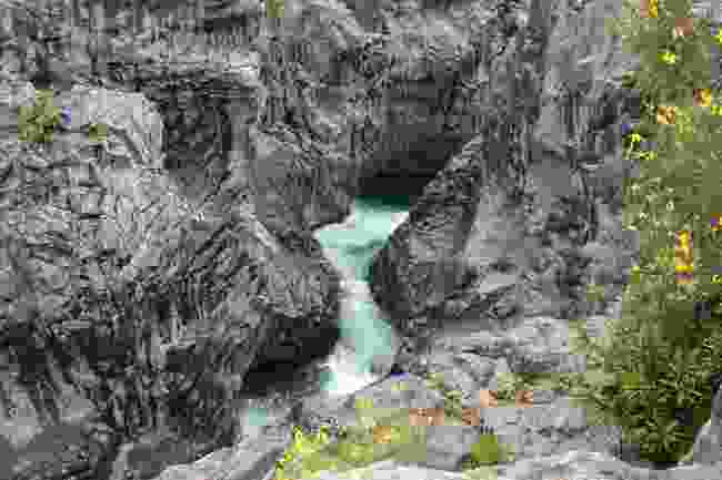 The Alcantara Gorge (Nora Wallaya)