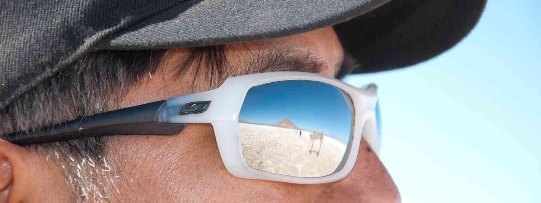High puna in sunglasses (Lyn Hughes)