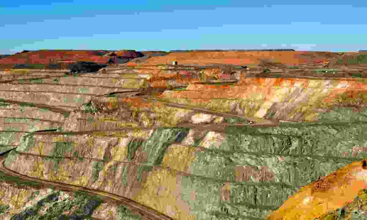 Super Pit, Kalgoorlie (Shutterstock)