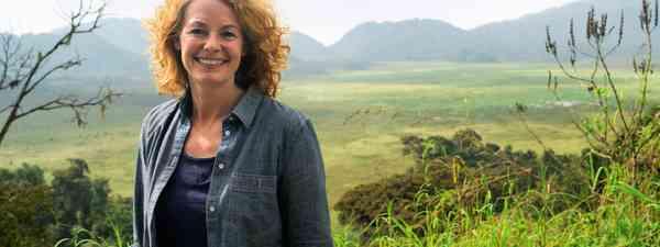 Kate Humble (Jonny Bealby, Wild Frontiers)