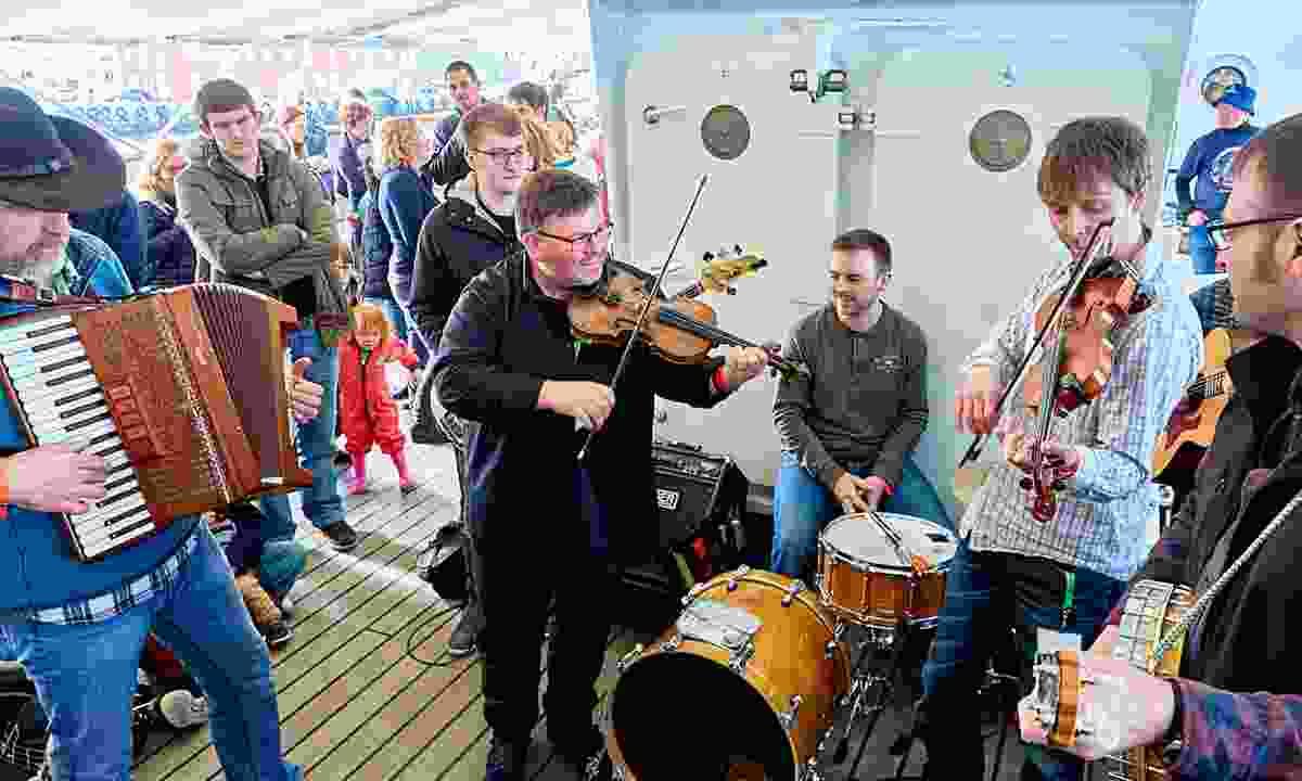 Shetland Folk Festival