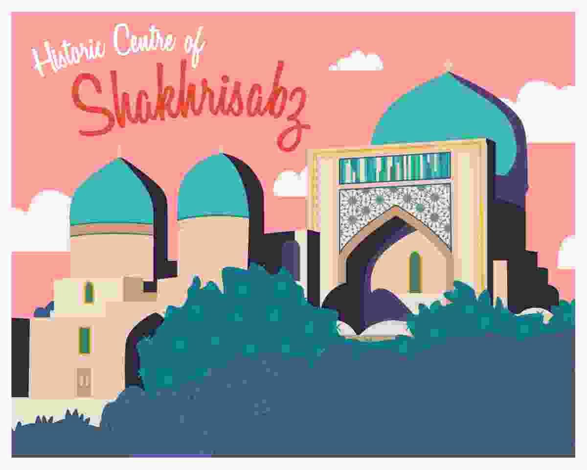 Historic centre of Shakhrisabz, Uzbekistan (gocomparetravel.com)