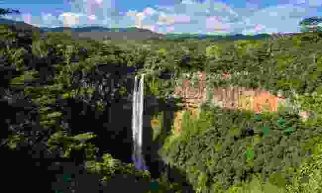 Chamarel Falls (Dreamstime)