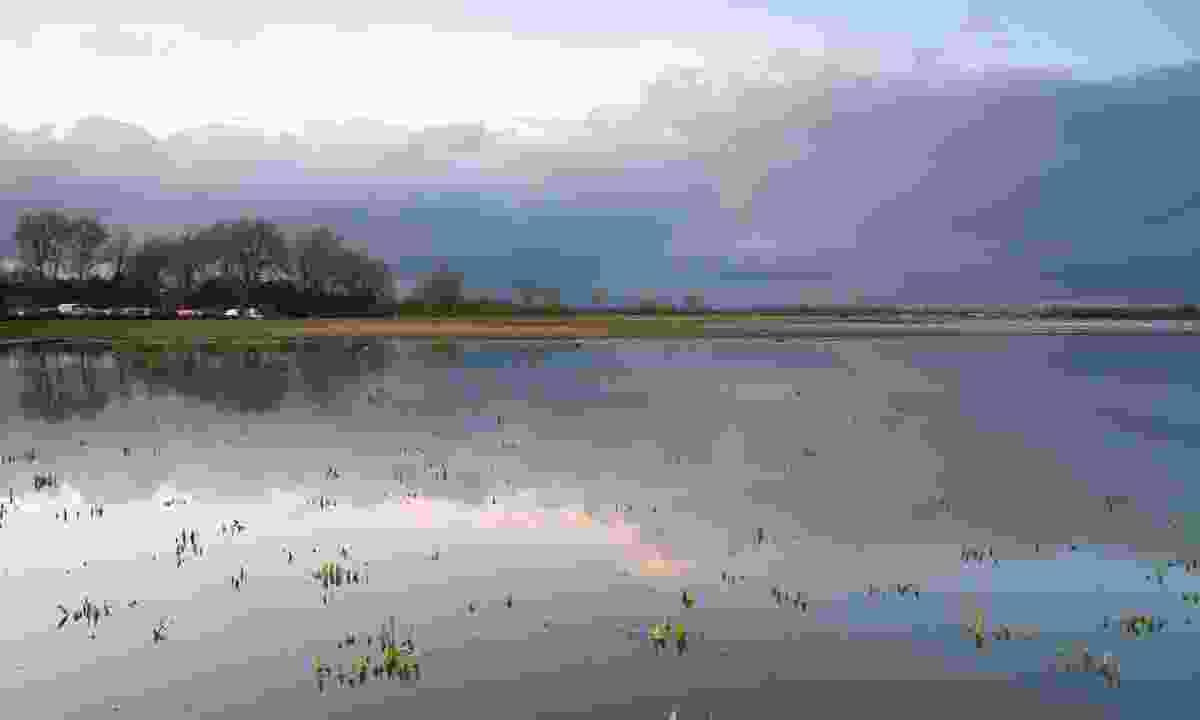 Port Meadow flood plain in Oxford (Dreamstime)
