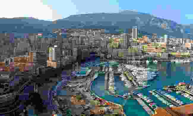Monte Carlo harbour (Dreamstime)