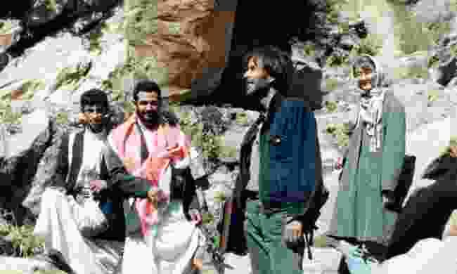 Martin Yeoman's hill trek in Yemen (Tim Mackintosh-Smith)