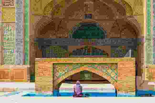 Jameh Mosque in Isfahan, Iran (Shutterstock)