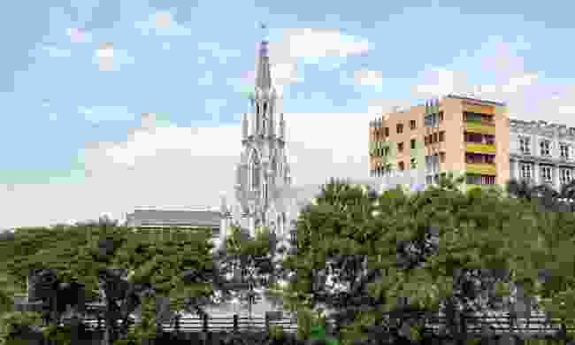 La Ermita church in the centre of Cali (Shutterstock)
