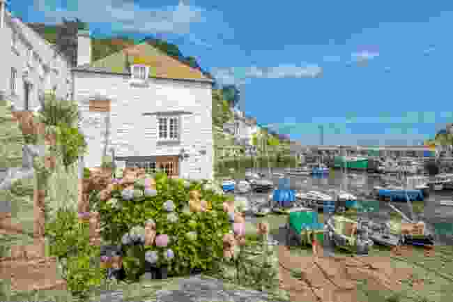 Polperro, Cornwall (Dreamstime)