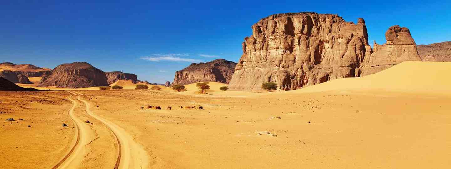 Algeria holds delights for those who travel there