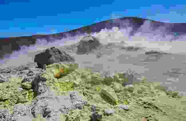 The island of Vulcano, Sicily (Dreamstime)