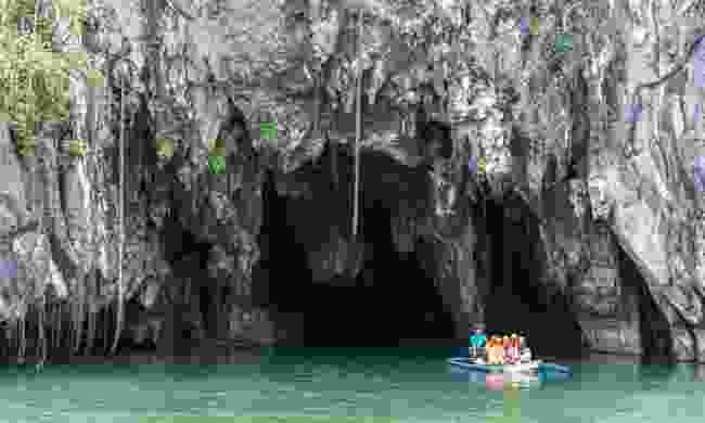 Puerto Princesa (Dreamstime)