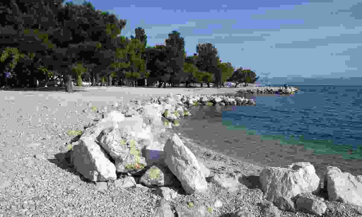 Beach in Crikvenica, Croatia (Dreamstime)