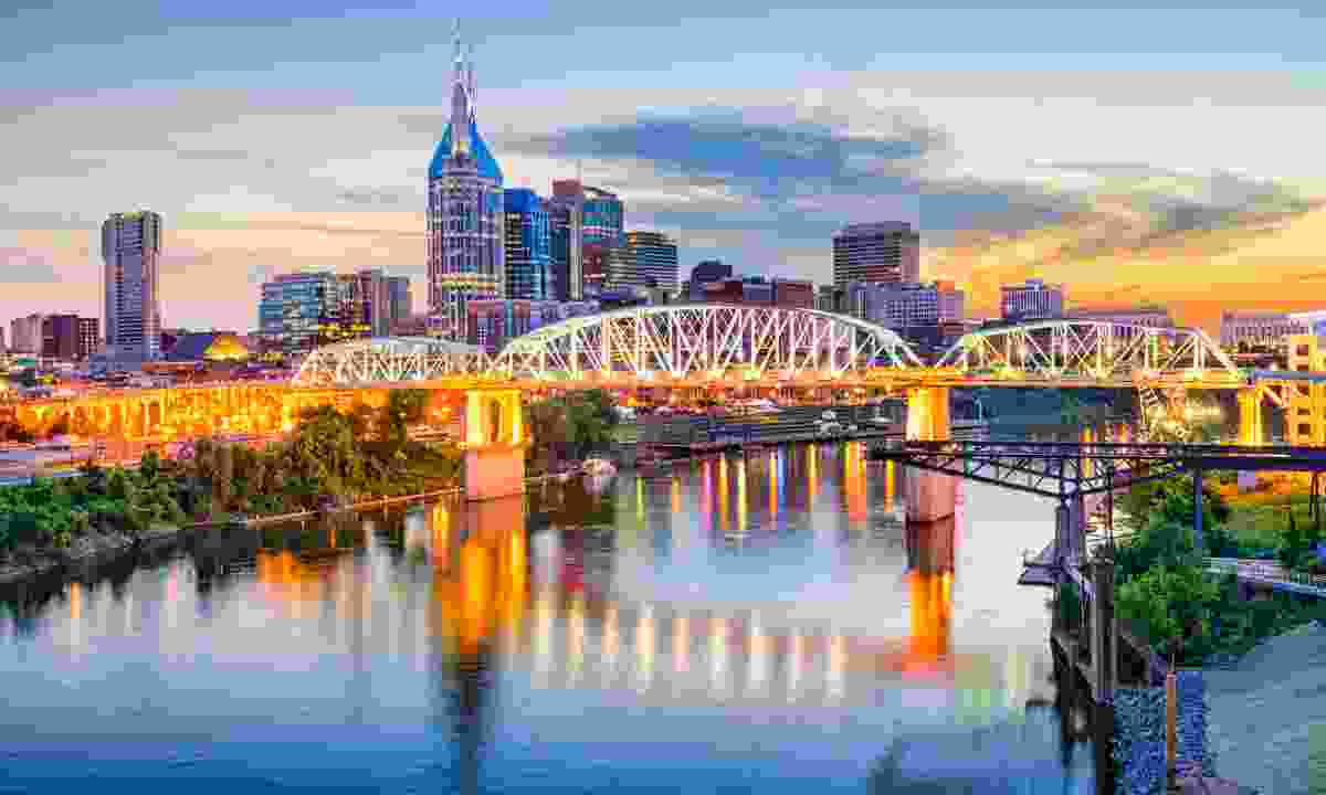 City view of Nashville (Dreamstime)