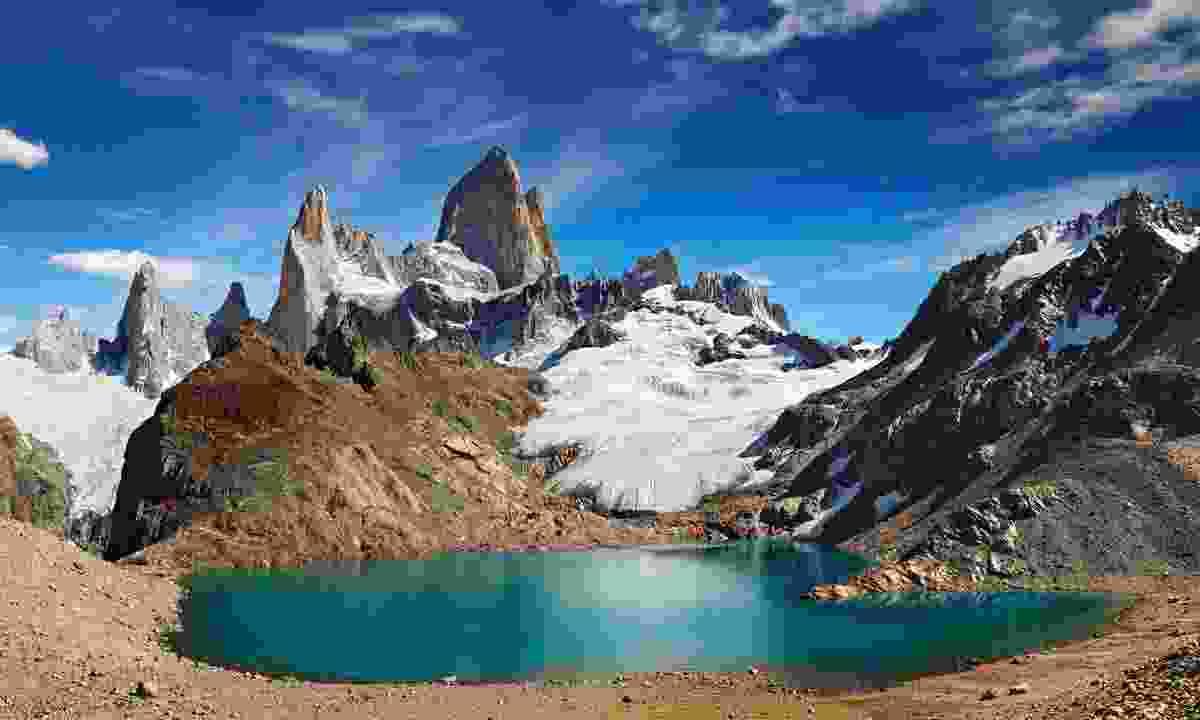 Fitz Roy Mountain, Patagonia, Argentina (Dreamstime)