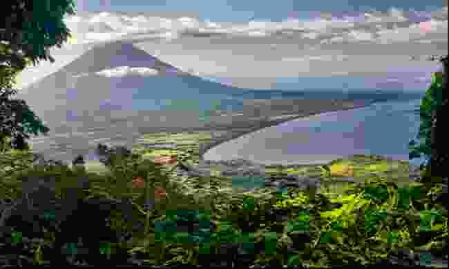 Concepcíon volcano in Nicaragua (Dreamstime)