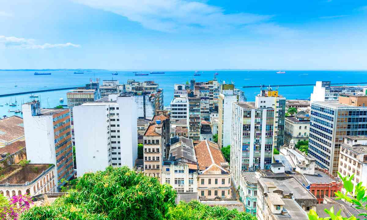Salvador (Dreamstime)