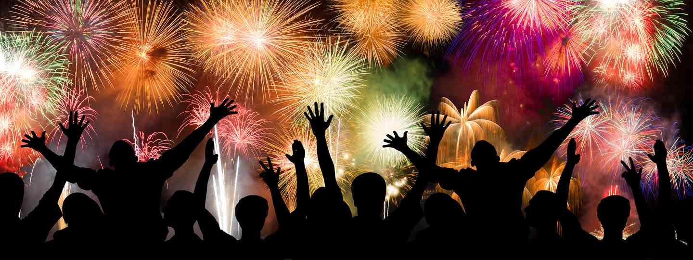 firework display (Dreamstime)