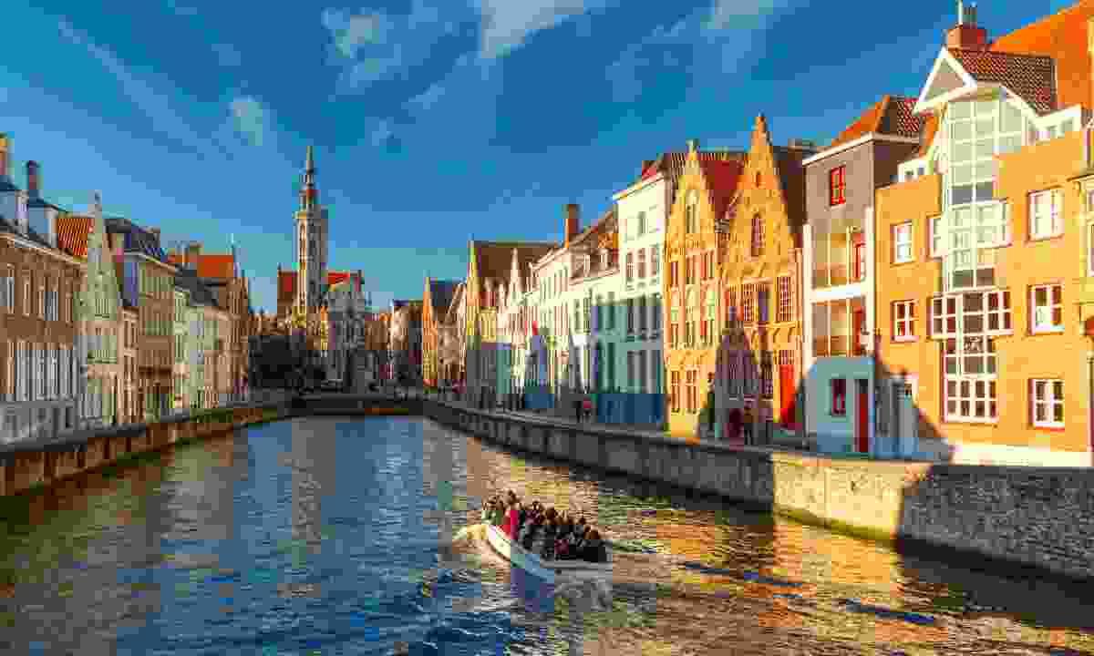 Bruges canal (Dreamstime)