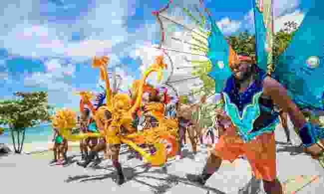 Grand Kadooment Day (Visit Barbados)