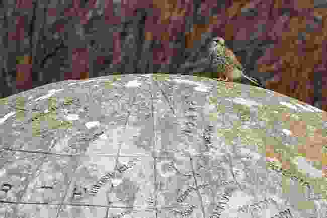 Great Globe in Swanage, Dorset (Shutterstock)