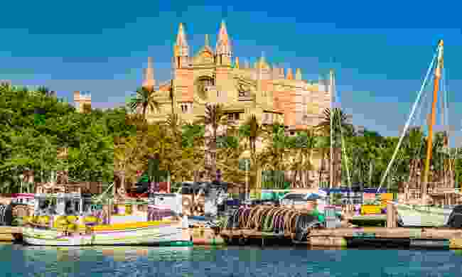 Soak up Palma's many historic sites (Shutterstock)