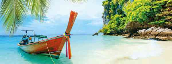 Dream travel desitinations (Shutterstock)