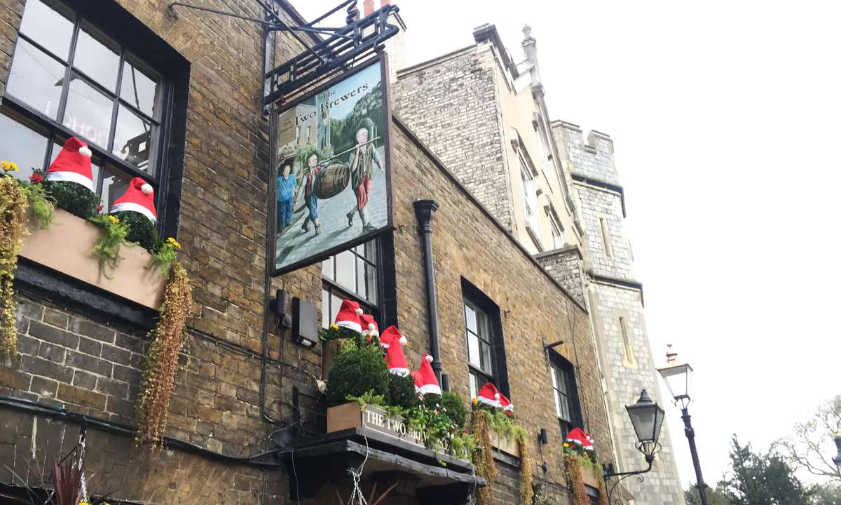 The Two Brewers pub, Windsor (Ellie Kinsella)