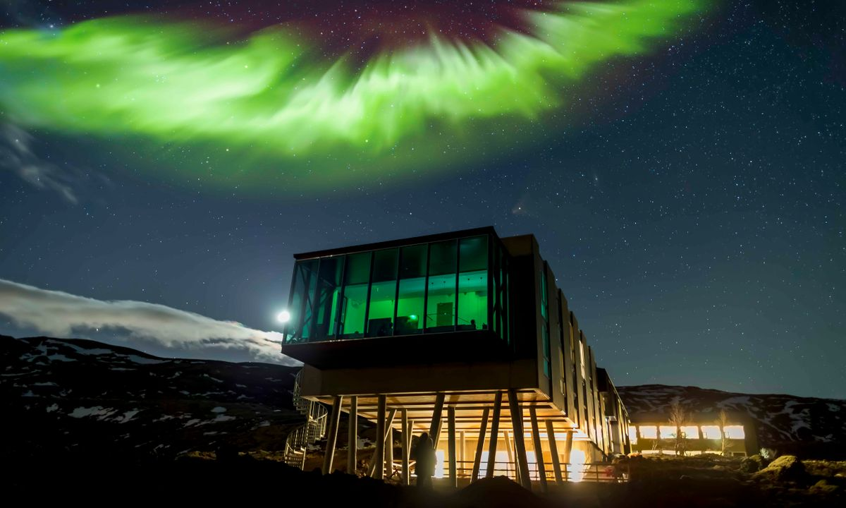 Northern lights: 7 stylish Iceland hotels to stay in | Wanderlust