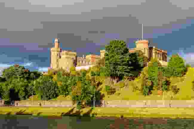 Inverness Castle (Kav Dadfar)
