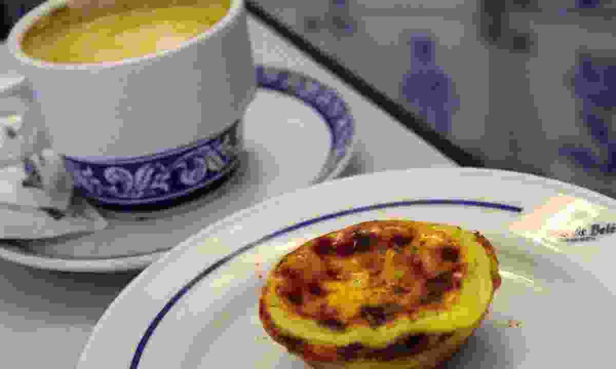 Pastel de nata (Riviera Travel)