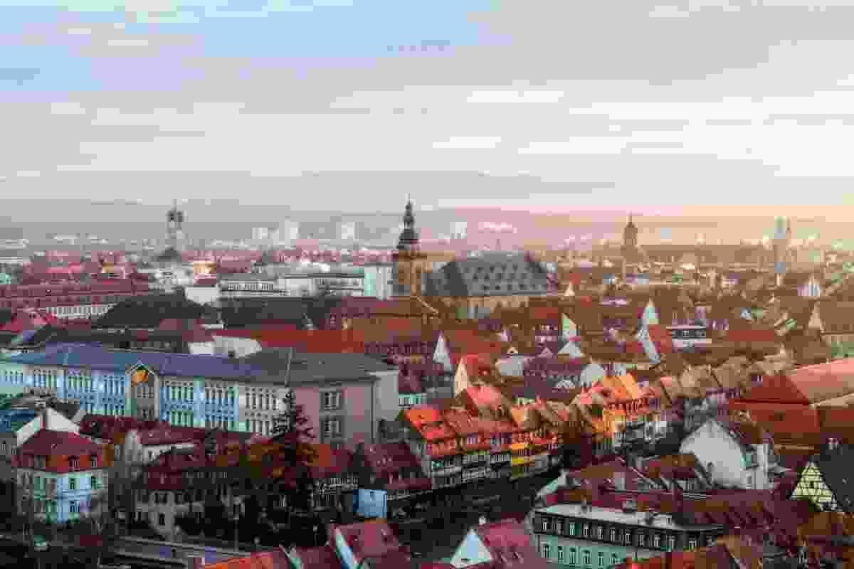 Little Venice in Bamberg (Dreamstime)