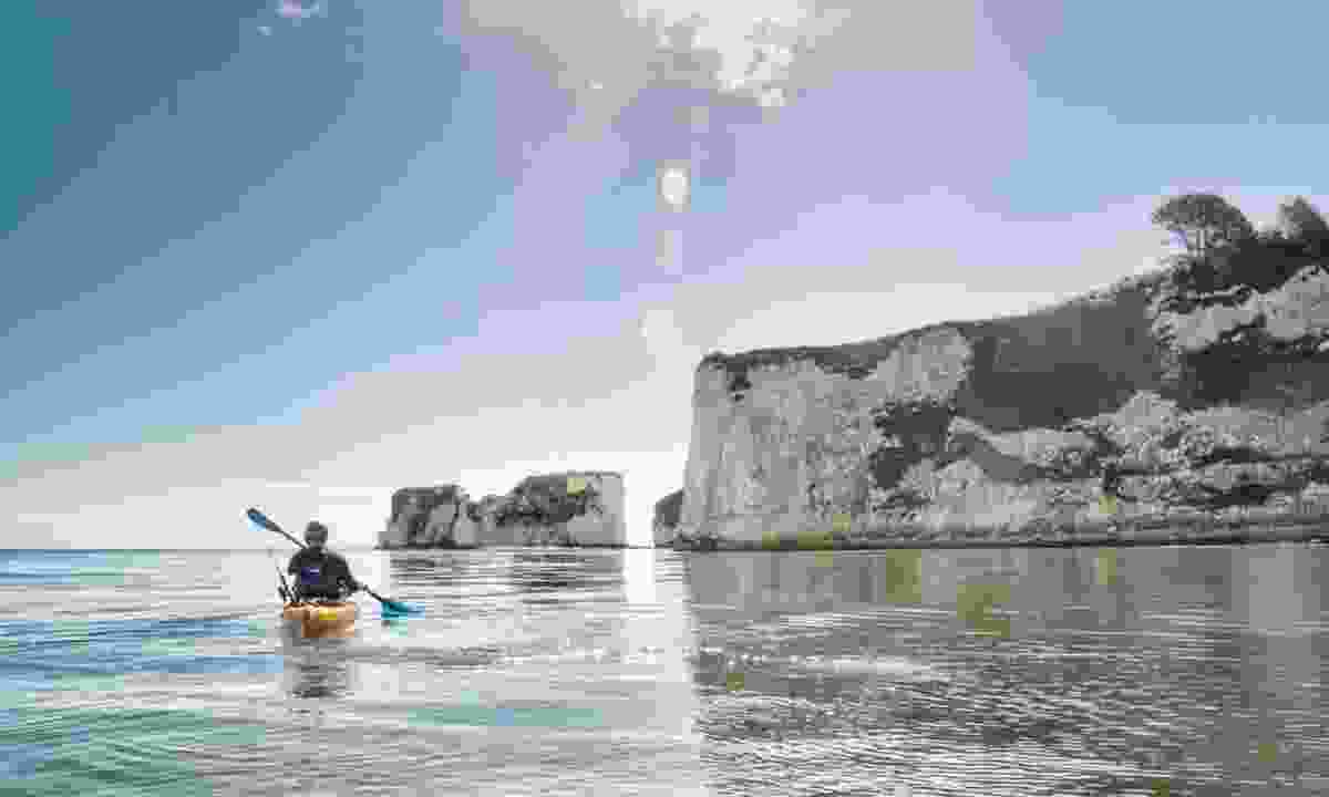 Kayaking in Dorset (Fore / Adventure)