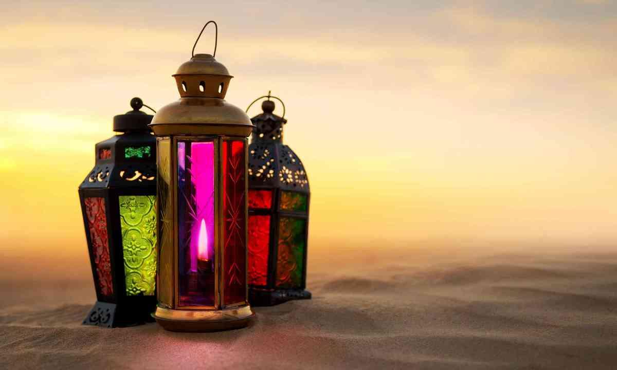 Ramadan lanterns (Shutterstock)