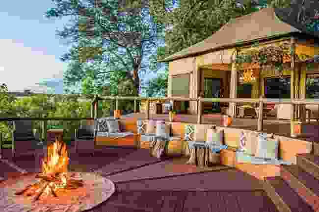 (Nambwa Tented Lodge)