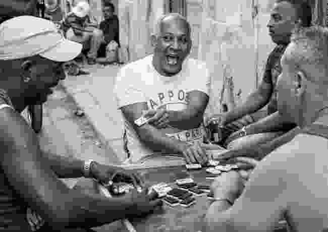 Dominoes in the back streets of Havana, Cuba (Kevin Lloyd)
