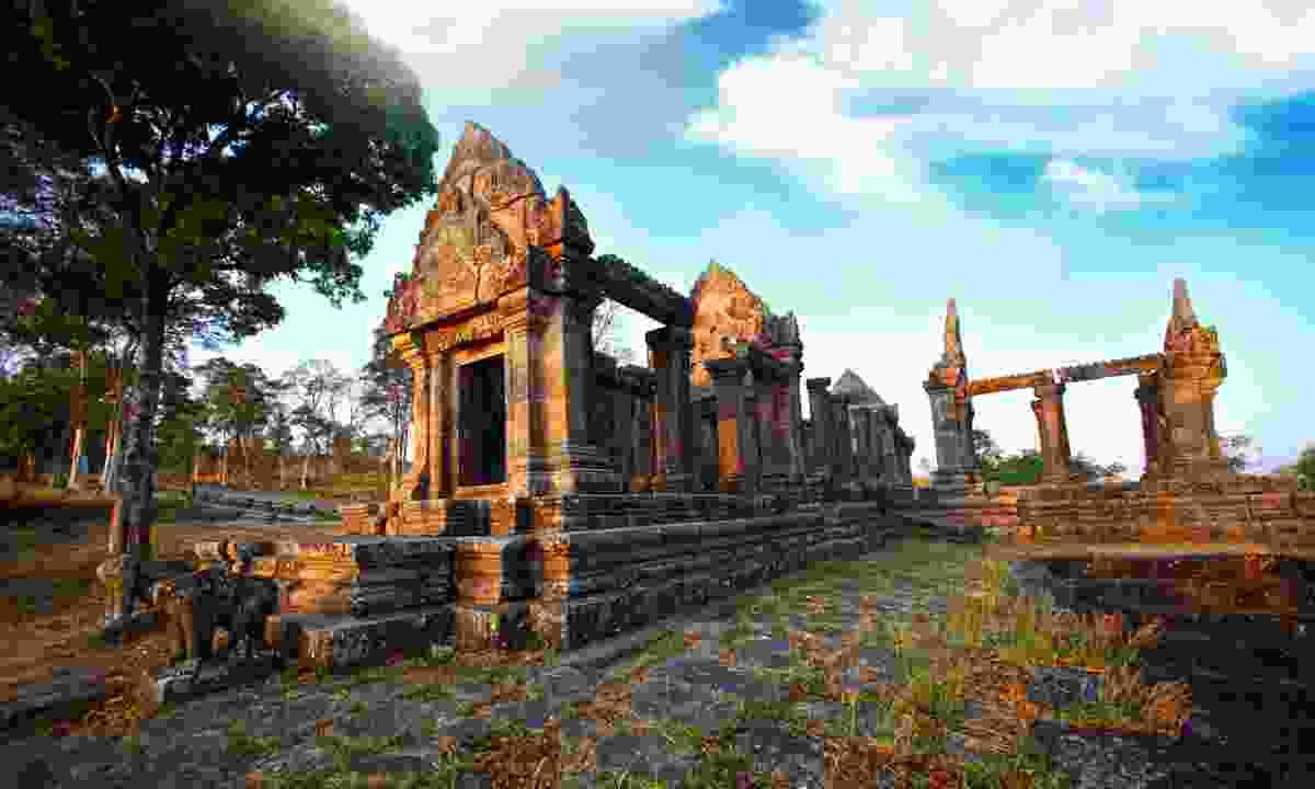 Preah Vihear (Dreamstime)
