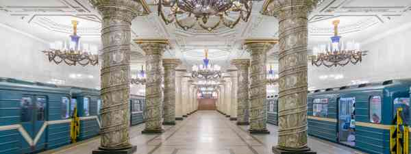 The best Soviet Metro Stations, as chosen by Christopher Herwig (Christopher Herwig)