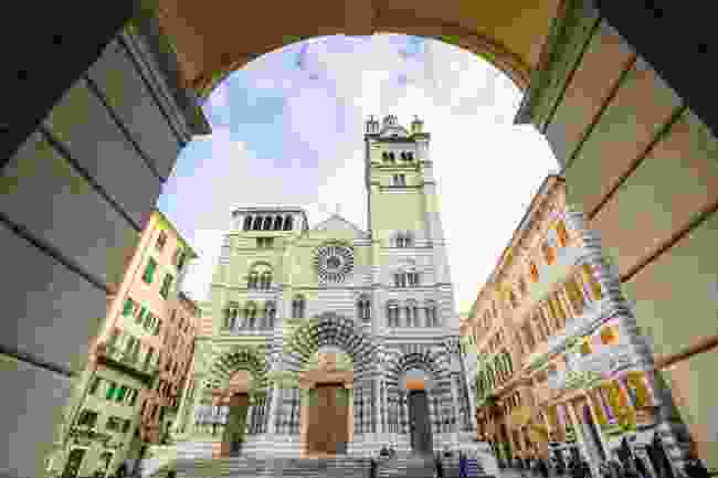 San Lorenzo Cathedral, Genoa (Shutterstock)