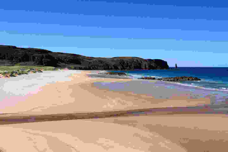Sandwood Bay (Shutterstock)