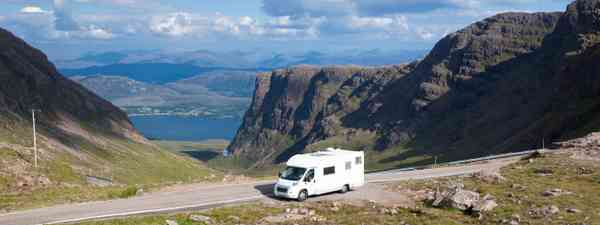 Where to campervan in the UK (Shutterstock)