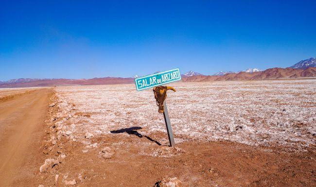 Les marais salants de l'Argentine sont éloignés, et un excellent endroit où séjourner pendant le verrouillage du coronavirus (Shutterstock)