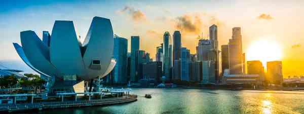 Singapore is on circuit breaker lockdown (Shutterstock)