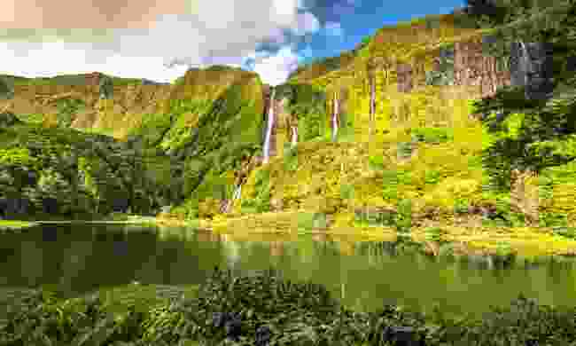The verdant landscape of the Azores (Shutterstock)