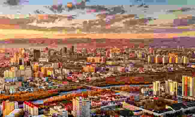 Ulaanbaatar is the capital of Mongolia (Shutterstock)