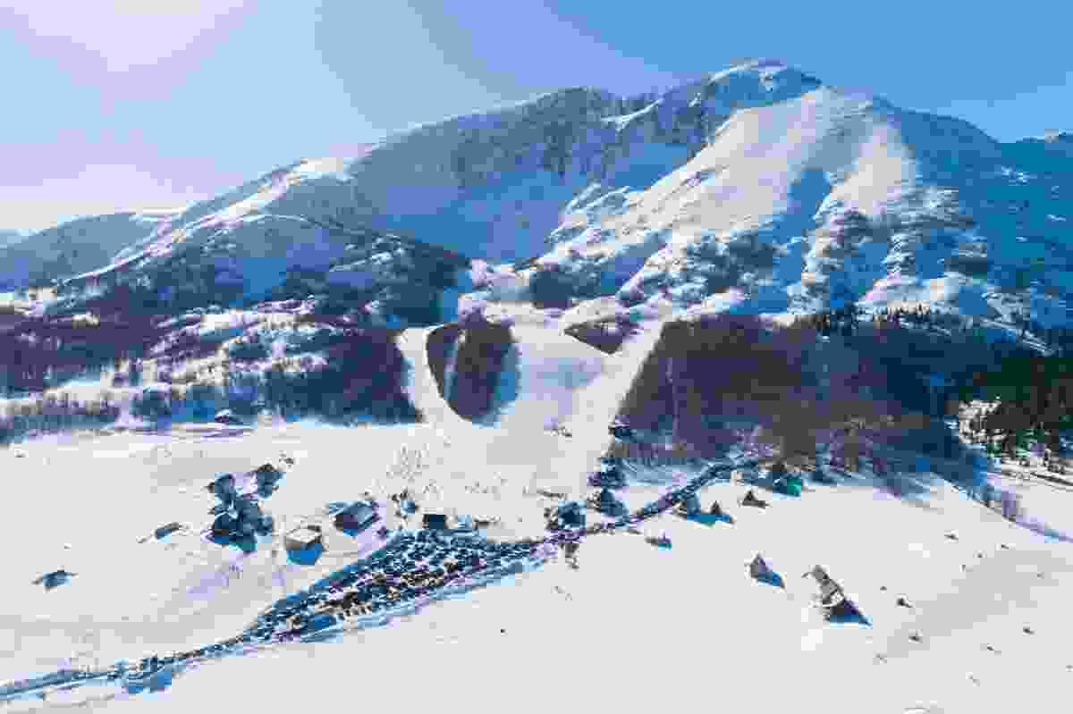 Savin Kuk, a ski resort in Durmitor National Park, Montenegro (Shutterstock)