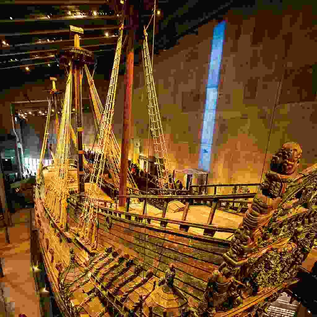 Vasa Museum (Shutterstock)